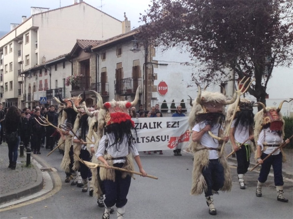 Altsasu: as chaves da montaxe policial e a solidaria resposta popular